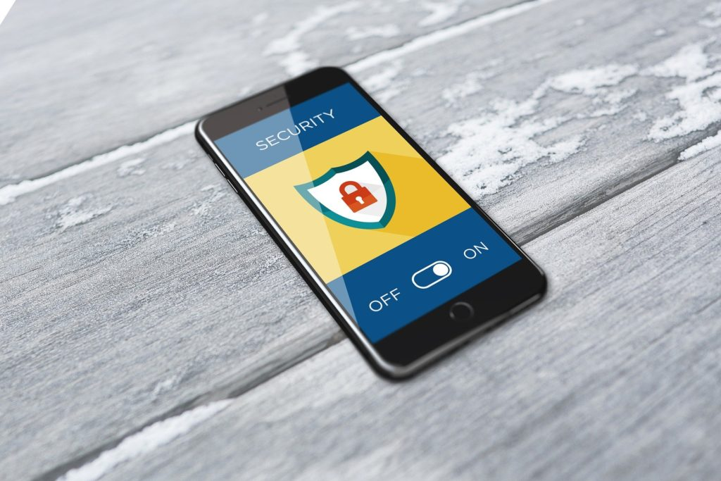 Multi factor authentication using a mobile phone